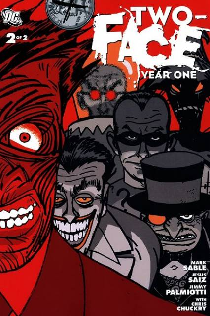 two face year one Mark Sable